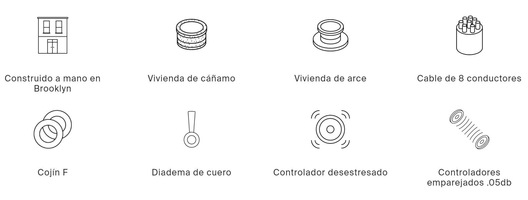 Auriculares Grado The Hemp Headphone